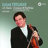 バッハ:無伴奏ヴァイオリン・ソナタ&パルティータ(全曲) 画像