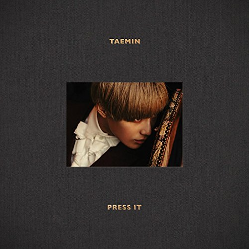 テミン TAEMIN SHINee - Press It (Vol. 1) [ランダム RANDOM Cover] CD + Photo Booklet + Photocard [KPOP MARKET特典: 追加特典フォトカードセット] [韓国盤]