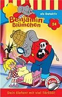 BENJAMIN BLUEMCHEN (FOLGE 24) - B.BLUEMCHEN ALS DETEKTIV (1 CD)