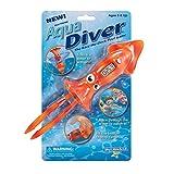 PlayMonster Aqua Diver - The Race-The-Clock Pool Game Orange