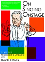 On Singing on Stage: 5 [DVD] [Import]