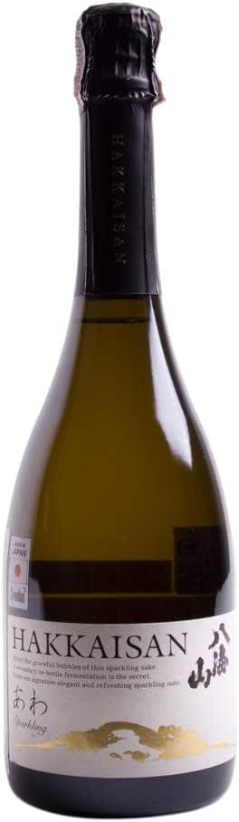 瓶内二次発酵酒 あわ 八海山 720ml ☆☆ 酒の藤原屋がお届けする ジャパニーズ ドンペリがこれ! ☆☆