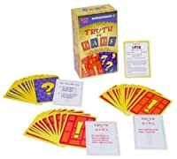 Truth or Dare Card Game