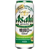 アサヒ スタイルフリー 缶 500ml