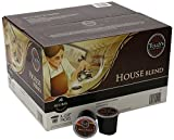 Keurig Tully's(タリーズ)KカップTully's Coffee  K-Cup for Keurig Brewers 並行輸入品 (ハウスブレンドHouse Blend, 80カップ(80Count ))