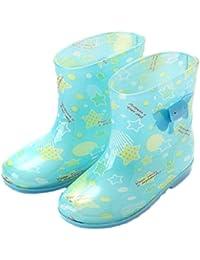 (ビコノワール) Beconoir かわいい キッズ レインブーツ 長靴 ショートブーツ ジュニア ガールズ ボーイズ