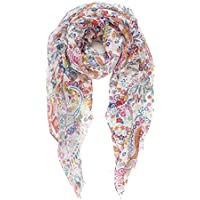 Scarf for Women Lightweight Paisley Fashion Fall Winter Scarves Shawl Wraps