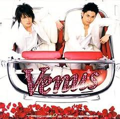 タッキー&翼「Venus」のジャケット画像