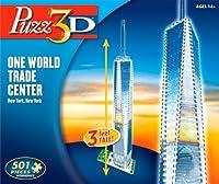 3Dパズル ワンワールド·トレード·センター 14歳以上推奨501ピース 23710 Winning Solutions社【並行輸入】