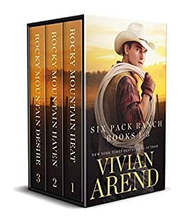 Six Pack Ranch: Books 1-3 by [Arend, Vivian]