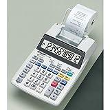 シャープ プリンタ電卓 12桁SHARP セミデスクトップタイプ EL-1750V