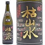 山形県 出羽桜 (でわざくら)特別純米 枯山水 10年熟成古酒 720ml
