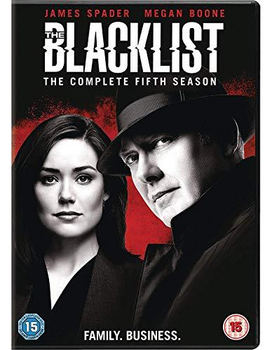 ブラックリスト シーズン5 [DVD-PAL方式 ※日本語無し](Import版) -The Blacklist - Season 5-