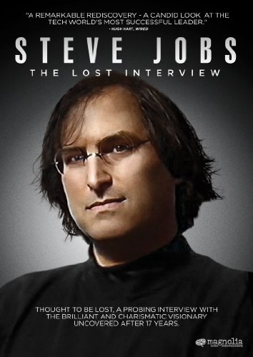 Steve Jobs: The Lost Interview [DVD] [Import]の詳細を見る