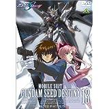 機動戦士ガンダムSEED DESTINY 13 [DVD]