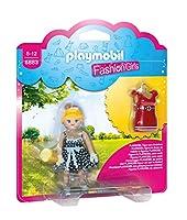 6883 Playmobil Fashion Girl - Tenue r�tro