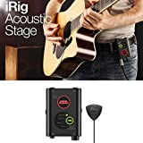 IK Multimedia iRig Acoustic Stage アコースティック・ギター専用 デジタルマイクシステム (IKマルチメディア)