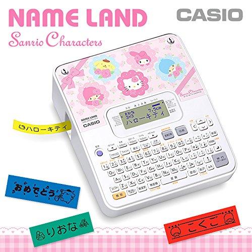 サンリオキャラクター ラベルライター【カシオ NAME LAND】