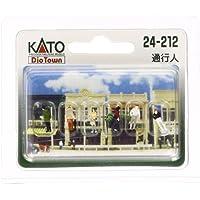 KATO Nゲージ 通行人 24-212 ジオラマ用品