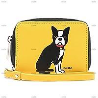 【Marc Tetro】 マークテトロ スモールウォレット ボストンテリア Boston Terrier Zipper Wallet- Small