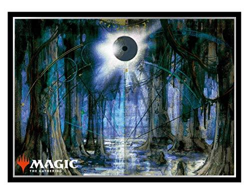 マジック:ザ・ギャザリング プレイヤーズカードスリーブ 『GURUランド』《沼》 (MTGS-094)