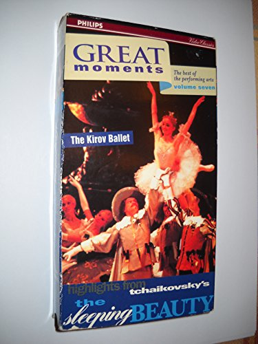 Sleeping Beauty Hlts / Great Moments V7 [VHS] [Import]