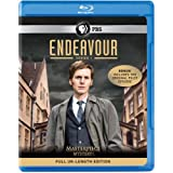 Masterpiece Mystery: Endeavour Series 1 [Blu-ray] [Import]