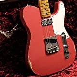 Fender Custom Shop/Limited Edition Relic Tele Caballo Tono with Faded Fiesta Red
