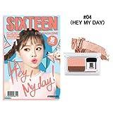 [New Color] 16brand Sixteen Eye Magazine 2g /16ブランド シックスティーン アイ マガジン 2g (#04 HEY MY DAY) [並行輸入品]