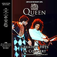 Greatest Hits In Concert (White LP) [Analog]