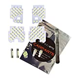 セール!3890円から2890円まで!1年間保証!CARPARTSJP®MAZDA(マツダ)CX-5 KE系 KFEP/KF2P/KF5P系 ルームランプ CX-5 KE系 KF系 LEDルームランプ アテンザ セダン/ワゴン GJ系 LEDルームランプ セール中でも1年間保障あり (ホワイト)