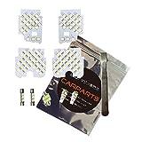 1年間保証!CARPARTSJP®MAZDA(マツダ)CX-5 KE系 KFEP/KF2P/KF5P系 ルームランプ CX-5 KE系 KF系 LEDルームランプ アテンザ セダン/ワゴン GJ系 LEDルームランプ  2色選択でき (電球色)