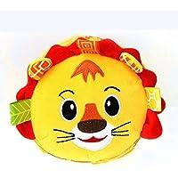 YChoice 可愛い赤ちゃんのおもちゃ ギフト 赤ちゃん ラブリーライオン ソフトハンドラトル ベル キッズ ベビー ファニー クローリング ベル ボール おもちゃ ギフト