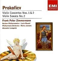 Violin Concerto Nos 1 & 2 / Violin Sonata No 2