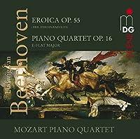 Sinfonia Eroica Op. 55 / Piano Quartet Op. 16 (2007-08-28)
