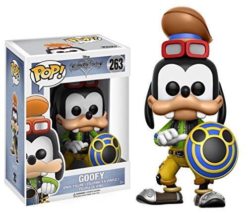 ディズニー グーフィー フィギュアFunko - POP Disney: Kingdom Hearts - Goofy #263 Vinyl Action Figure New In Box