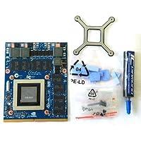 Alienware 18(R2)用8GB Nvidia GeForce GTX 980Mアップグレードキット