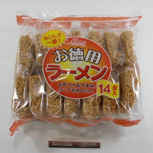 ママお徳用ラーメン14食入420g