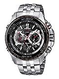 [カシオ]CASIO 腕時計 EDIFICE 電波ソーラークロノグラフ EQW-M710DB-1A1【逆輸入品】