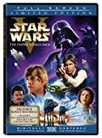 Star Wars Episode V - The Empire Strikes Back (2-discs with Full Screen enhanced and original theatrical versions)