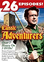Classic Adventurers - 26 TV Episodes