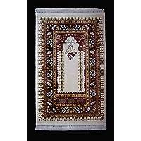 お祈りマット トルコ製 ムスリム礼拝用マット 礼拝用敷物
