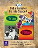 Info Trail Beginner Stage Did a Hamster Go To Space? Set of 6 Non-fiction Book 7 (LITERACY LAND)