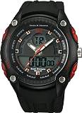 [オリエント時計] 腕時計 WS00211D ブラック