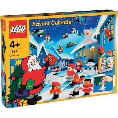 4924 Advent Calendar 2004 レゴ アドベントカレンダー