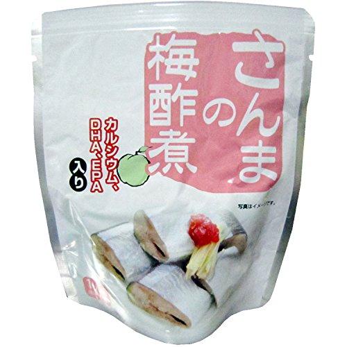 さんまの梅酢煮 95g
