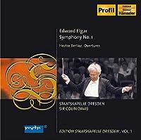 Elgar: Symphony No. 1 / Berlioz: Overtures (2006-02-21)