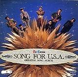 SONG FOR U.S.A. Original Song Album 画像