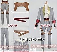 刀剣乱舞(とうらぶ)★ソハヤノツルキ☆コスプレ衣装