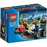 レゴ (LEGO) シティ ポリス4WDバギー 60006